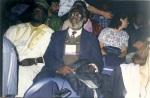 Rene Daidanso et Moussa Bongoyok Amsterdam 2000